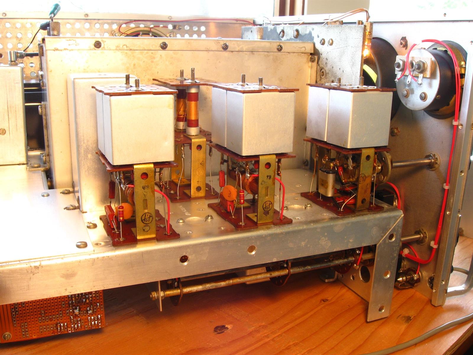 Hammarlund SSSP-600